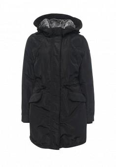 Парка, Q/S designed by, цвет: черный. Артикул: QS006EWMGC32. Женская одежда / Верхняя одежда / Парки