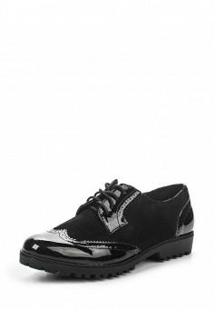 Ботинки, Queen Vivi, цвет: черный. Артикул: QU004AWSNU30. Женская обувь / Ботинки
