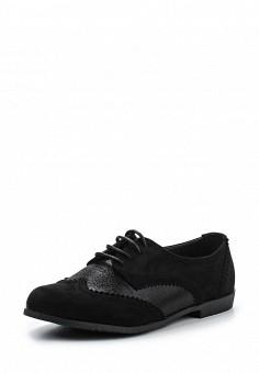 Ботинки, Queen Vivi, цвет: черный. Артикул: QU004AWSNU61. Женская обувь / Ботинки