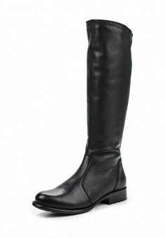 Сапоги, Ralf Ringer, цвет: черный. Артикул: RA084AWLCC78. Женская обувь / Сапоги