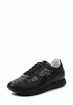 Кроссовки, Ralf Ringer, цвет: черный. Артикул: RA084AWRRT20. Женская обувь / Кроссовки и кеды / Кроссовки