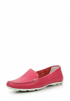 Мокасины, Ralf Ringer, цвет: розовый. Артикул: RA084AWRRT25.