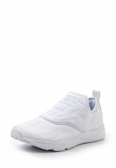 Кроссовки, Reebok Classics, цвет: белый. Артикул: RE005AUQJI51. Женская обувь / Кроссовки и кеды / Кроссовки