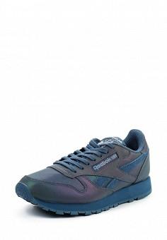 Кроссовки, Reebok Classics, цвет: синий. Артикул: RE005AUQJI55. Женская обувь / Кроссовки и кеды / Кроссовки
