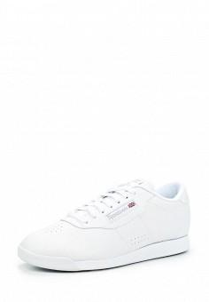 Кроссовки, Reebok Classics, цвет: белый. Артикул: RE005AWBZD03. Женская обувь / Кроссовки и кеды / Кроссовки