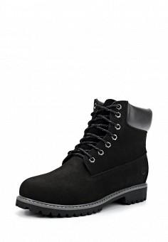 Ботинки, Reflex, цвет: черный. Артикул: RE024AMDGH89. Мужская обувь / Ботинки и сапоги