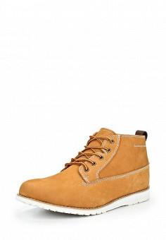 Ботинки, Reflex, цвет: желтый. Артикул: RE024AMDGH96. Мужская обувь / Ботинки и сапоги