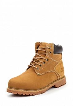 Ботинки, Reflex, цвет: коричневый. Артикул: RE024AMNGE00. Мужская обувь / Ботинки и сапоги