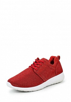 Кроссовки, Renda, цвет: красный. Артикул: RE031AWQVB19. Женская обувь / Кроссовки и кеды / Кроссовки