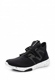 Кроссовки, Reebok, цвет: черный. Артикул: RE160AWQJV57. Женская обувь / Кроссовки и кеды