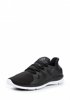 Кроссовки, Reebok, цвет: черный. Артикул: RE160AWQJV62. Женская обувь / Кроссовки и кеды