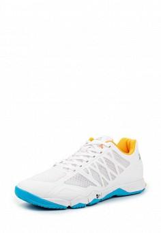 Кроссовки, Reebok, цвет: белый. Артикул: RE160AWQJV78. Женская обувь / Кроссовки и кеды