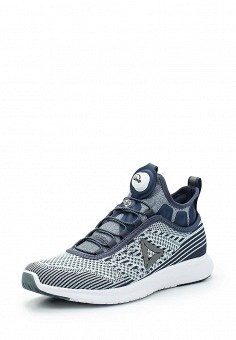 Кроссовки, Reebok, цвет: голубой. Артикул: RE160AWUPR47. Женская обувь / Кроссовки и кеды
