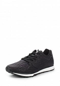 Кроссовки, Reebok, цвет: черный. Артикул: RE160AWUPR56. Женская обувь / Кроссовки и кеды