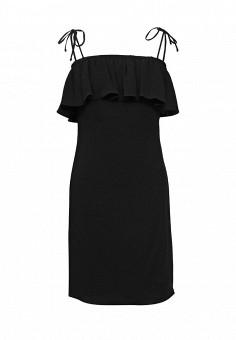 Платье, Sonia by Sonia Rykiel, цвет: черный. Артикул: SO018EWRIU66. Женская одежда / Платья и сарафаны / Летние платья
