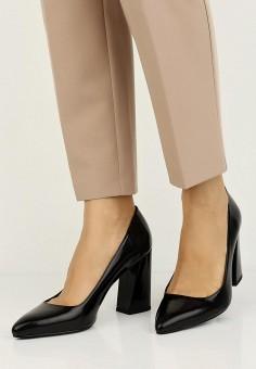 Туфли, Stuart Weitzman, цвет: черный. Артикул: ST001AWOWP30. Премиум / Обувь / Туфли