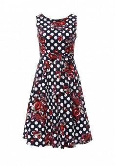 Платье, Stella Morgan, цвет: мультиколор. Артикул: ST041EWIWS94. Женская одежда / Платья и сарафаны / Летние платья