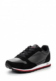 Кроссовки, Strobbs, цвет: черный. Артикул: ST979AWSFM75. Женская обувь / Кроссовки и кеды / Кроссовки