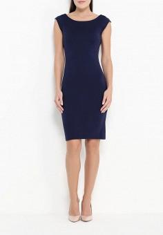 Платье, Tantra, цвет: синий. Артикул: TA032EWMSO85.