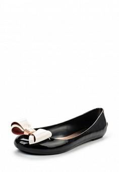 Балетки, Ted Baker London, цвет: черный. Артикул: TE019AWQLR61. Премиум / Обувь / Балетки