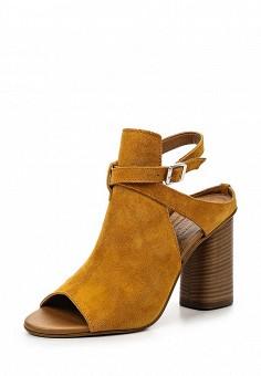 Босоножки, Topshop, цвет: оранжевый. Артикул: TO029AWRUN53. Женская обувь / Босоножки