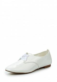 Ботинки, Tom & Eva, цвет: белый. Артикул: TO037AWRHR79. Женская обувь / Ботинки / Низкие ботинки
