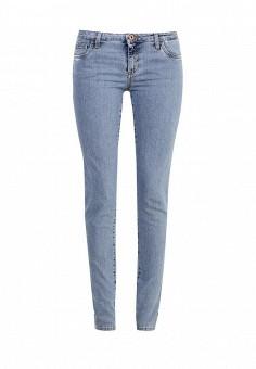 Джинсы, Trussardi Jeans, цвет: голубой. Артикул: TR016EWOOQ03. Женская одежда
