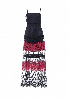 Платье, Tresophie, цвет: черный. Артикул: TR024EWQFB72. Женская одежда / Платья и сарафаны / Вечерние платья