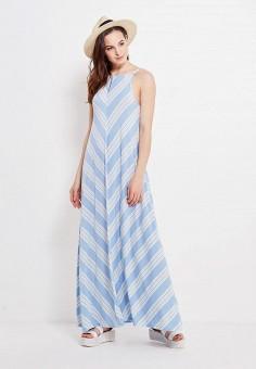Платье, ТВОЕ, цвет: голубой. Артикул: TV001EWVQW58. Женская одежда / Платья и сарафаны