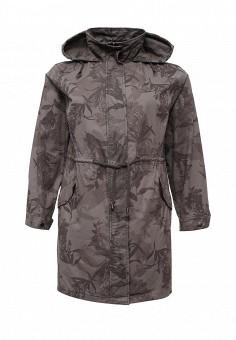 Парка, Ulla Popken, цвет: серый. Артикул: UL002EWPSQ85. Женская одежда / Верхняя одежда / Парки