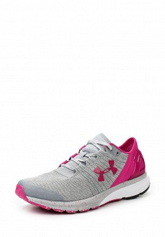 Кроссовки, Under Armour, цвет: серый. Артикул: UN001AWTVL10. Женская обувь / Кроссовки и кеды