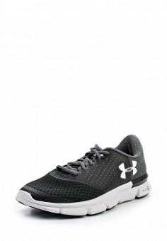 Кроссовки, Under Armour, цвет: черный. Артикул: UN001AWTVM32. Женская обувь / Кроссовки и кеды