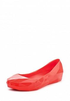 Балетки, United Nude, цвет: красный. Артикул: UN175AWRNY41. Премиум / Обувь / Балетки
