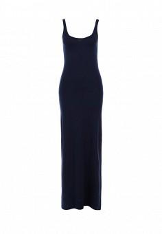 Платье, Vero Moda, цвет: синий. Артикул: VE389EWLW011. Женская одежда / Платья и сарафаны / Летние платья