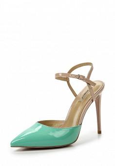 Босоножки, Vitacci, цвет: мятный. Артикул: VI060AWPTV46. Женская обувь / Босоножки