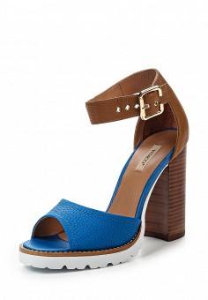 Босоножки, Vitacci, цвет: мультиколор. Артикул: VI060AWPTW18. Женская обувь / Босоножки