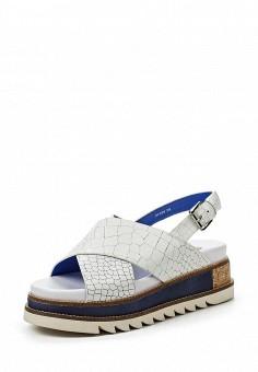 Босоножки, Vitacci, цвет: белый. Артикул: VI060AWPTW40. Женская обувь / Босоножки