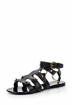 Сандалии, Vicini Tapeet, цвет: черный. Артикул: VI993AWOON32. Премиум / Обувь / Сандалии