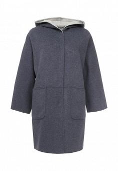 Пальто, Weekend Max Mara, цвет: синий. Артикул: WE017EWORB55. Премиум / Одежда / Верхняя одежда / Пальто