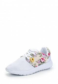 Кроссовки, WS Shoes, цвет: белый. Артикул: WS002AWEKI36. Женская обувь / Кроссовки и кеды / Кроссовки