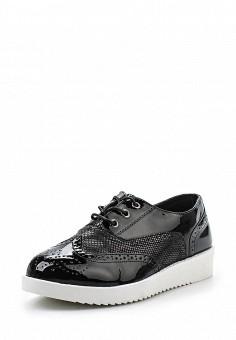 Ботинки, Y & L, цвет: черный. Артикул: YL002AWEWX47. Женская обувь / Ботинки / Низкие ботинки