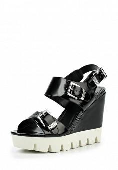 Босоножки, You Young Coveri, цвет: черный. Артикул: YO008AWQEK63. Женская обувь / Босоножки