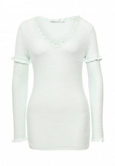 Пуловер, Zarina, цвет: мятный. Артикул: ZA004EWPFD98.