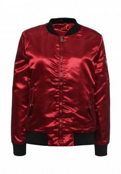 Куртка утепленная, Z-Design, цвет: красный. Артикул: ZD002EMLAZ39. Мужская одежда / Верхняя одежда