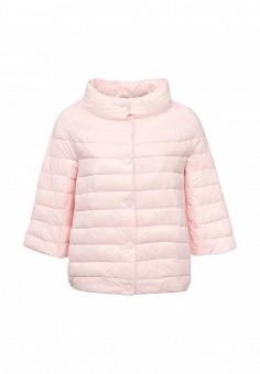 Куртка утепленная, Z-Design, цвет: розовый. Артикул: ZD002EWRIB57. Женская одежда / Верхняя одежда / Демисезонные куртки