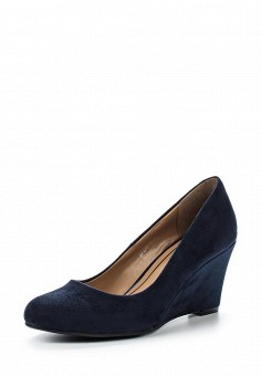 Туфли, Zenden Woman, цвет: синий. Артикул: ZE009AWHGO85. Zenden Woman