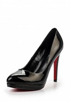 Туфли, Zenden Woman, цвет: черный. Артикул: ZE009AWPRF50. Zenden Woman