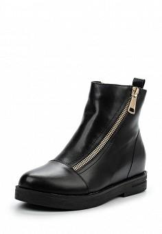 Ботинки, Zenden Woman, цвет: черный. Артикул: ZE009AWPRF76. Zenden Woman