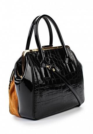 сумки чрные с серым