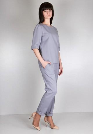 Комплект блуза и брюки